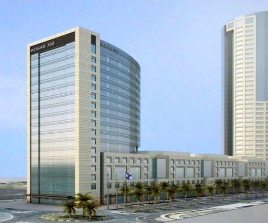 בניין אדגר ביזנס סנטר- בניין  C בתל אביב יפו | רמת הבניין classA | תמונה #0 - 1