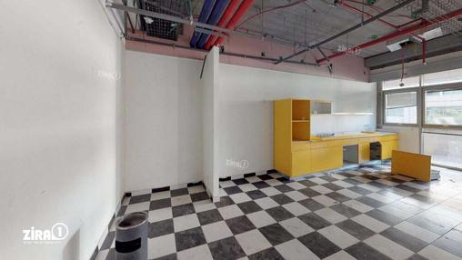 משרד בבניין מגדלי זיו- בניין D | קומה 1 | שטח 450מ״ר  | תמונה #4 - 1