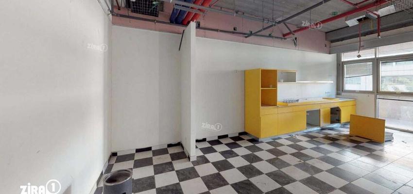 משרד בבניין מגדלי זיו- בניין D | קומה 1 | שטח 450מ״ר  | תמונה #0 - 1