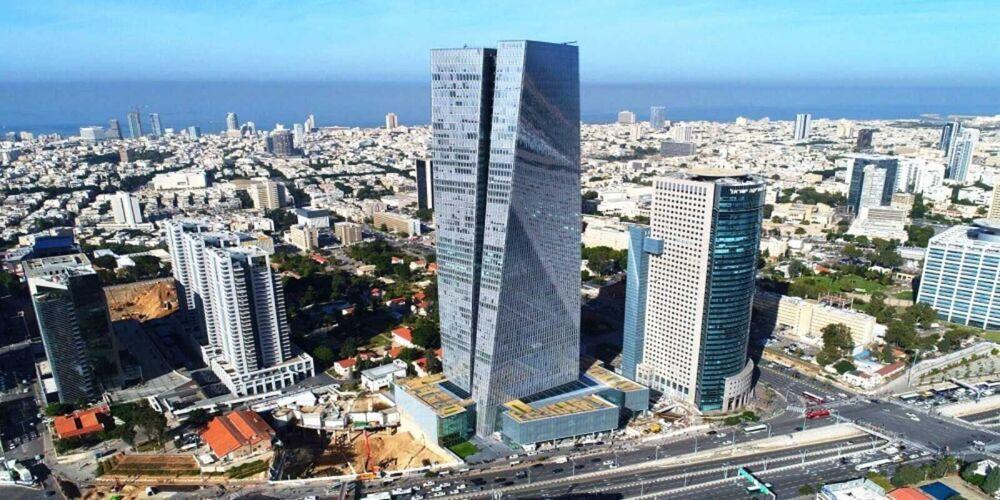 בניין מגדל עזריאלי שרונה  בתל אביב יפו | רמת הבניין classA | תמונה #0 - 1