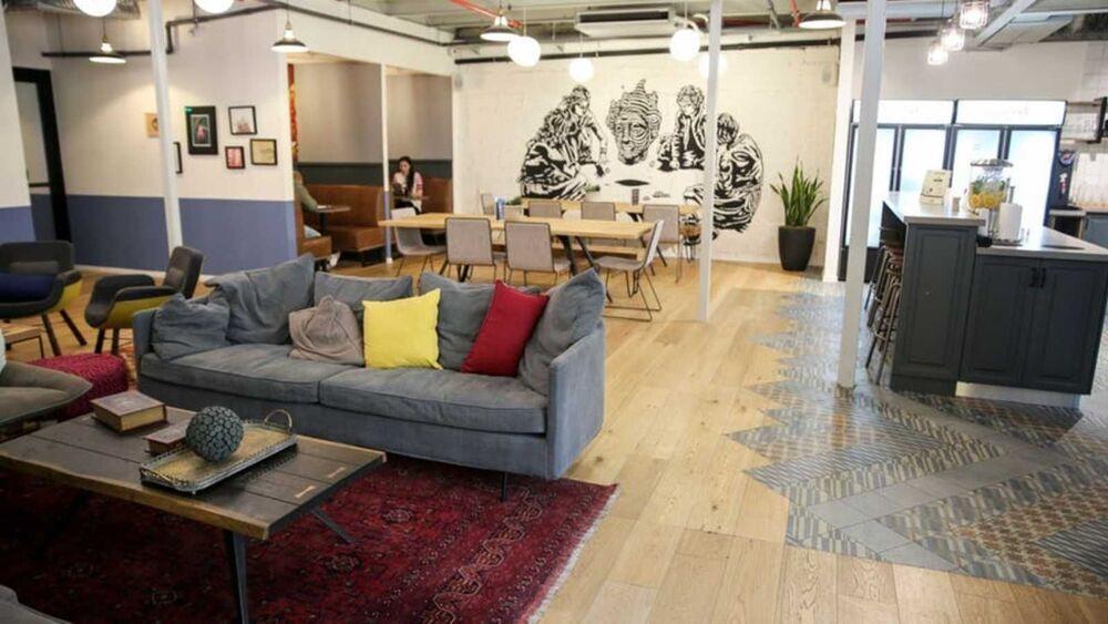 WeWork London Ministore Tel Aviv | שולחן באופן ספייס ל-  1 - 1 אנשים  | תמונה #0 - 1