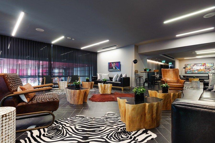 ROOMS NYX TLV | טרקלין עסקים | תמונה #10 - 1