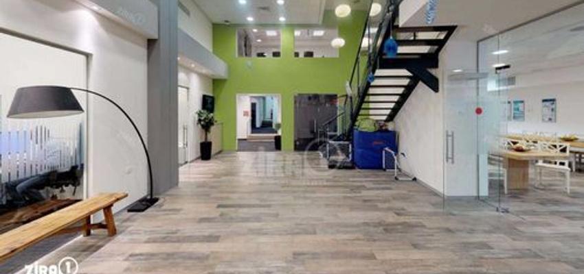 משרד בבניין בית אמפא - הרצליה ספיר 5 | קומה 0 | שטח 1200מ״ר  | תמונה #0 - 1
