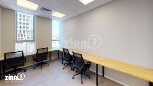 משרד בבניין מגדל בר כוכבא | קומה 3 | שטח 509מ״ר  | תמונה #4 - 1