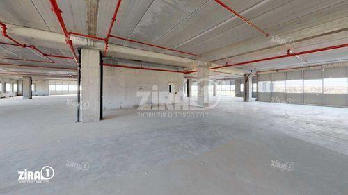 משרד בבניין בית המרטון - בניין C    קומה 6   שטח 1000מ״ר    תמונה #0 - 1