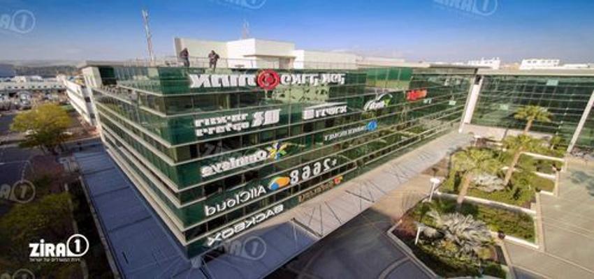 בניין אמות פארק אפק - בניין BC בראש העין | רמת הבניין classB | תמונה #0 - 1