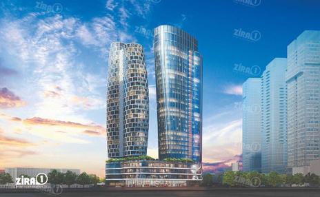 בניין הרכבת - קנדה ישראל בתל אביב יפו | רמת הבניין classA | תמונה #14 - 1