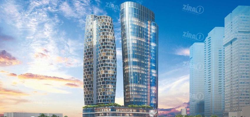 בניין הרכבת - קנדה ישראל בתל אביב יפו | רמת הבניין classA | תמונה #0 - 1